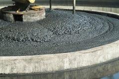 Detalj av depurationväxtvatten från industriella processar Royaltyfria Bilder