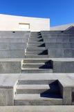 Detalj av en Amphitheater på Lisbon, Portugal Arkivfoton