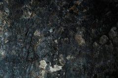 Detalj av en bränd ned vägg Royaltyfria Foton