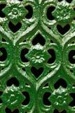 Detalj av en dörr Royaltyfria Foton