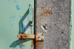Detalj av en vägg Fotografering för Bildbyråer