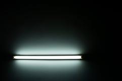 Detalj av ett fluorescerande rör royaltyfri foto