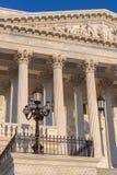 Detalj av Förenta staternaKapitoliumbyggnaden i Washington D C royaltyfri foto