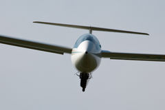 Detalj av flygplan Arkivbild