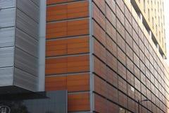 Detalj av hörnen av en byggnad i Mexico - stad arkivbilder