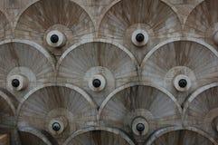 Detalj av kaskaderna i Yerevan, Armenien Royaltyfri Foto