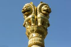 Detalj av kolonnen Royaltyfri Fotografi