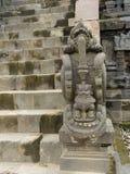 Detalj av Makara av Candi Siwa Shiva Temple i Prambanan tempelkomplex den 9th sammansättningen för den hinduiska templet för århu Fotografering för Bildbyråer