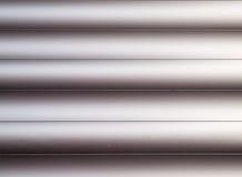 Detalj av metallisk cladding Royaltyfri Fotografi