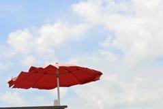 Detalj av parasollen Royaltyfria Foton
