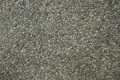 Detalj av stenväggen som göras av den klippta stenen arkivbild