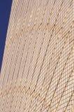 Detalj av Sydney Opera House arkivbilder
