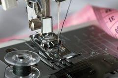 Detalj av symaskinen Royaltyfria Foton