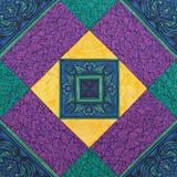 Detalj av täcket Royaltyfri Foto