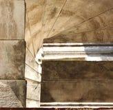 Detalj av texturen av arkitektur Fotografering för Bildbyråer