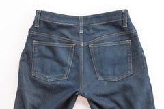 Detalj av trevlig jeans Royaltyfri Fotografi