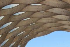 Detalj den södra dammpaviljongen i Lincoln Park, Chicago Royaltyfri Foto