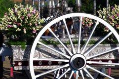detalj för 02 vagn Royaltyfria Bilder