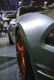 Detalj för sportbil Royaltyfri Bild