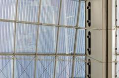 Detalj för takstruktur Arkivbilder