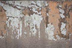 Detalj och textur av en cementvägg abstrakt bakgrund Royaltyfri Fotografi
