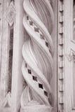 Detalj på kyrkan för fasadDoumo domkyrka, Florence Royaltyfri Bild
