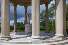 Detaljen av templet av förälskelse i Versailles Royaltyfria Foton