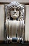 Detaljer av Art Nouveau Royaltyfria Foton