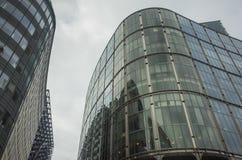 Detaljer av byggnader i London Royaltyfria Foton