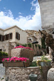 Detaljer av Cappadocia Arkivbild