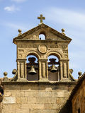 Detaljer av den gamla staden för Caceres ` Arkivbild