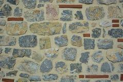Detaljer av den StPanteleimon kloster i Ohrid Royaltyfri Fotografi