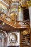 Detaljer av det statliga Hall arkivet i Wien Arkivbild