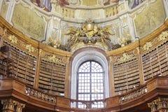 Detaljer av det statliga Hall arkivet i Wien Fotografering för Bildbyråer
