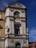 Detaljer av en arkitektur Royaltyfria Bilder