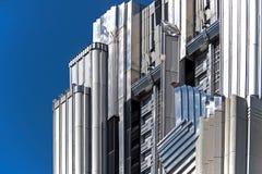 Detaljer av en Art Deco Building Royaltyfria Foton