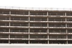 Detaljer av en byggnad i konstruktion Royaltyfria Foton