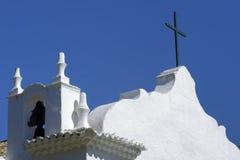 Detaljer av kyrkan av St John det baptistiskt, Bahia Royaltyfri Foto