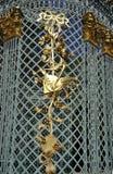 Detaljer av paviljongen från Sanssouci i Potsdam, Tyskland Arkivfoton
