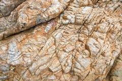 Detaljer av stentexturen Arkivfoto