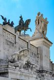Detaljer av Vittorianoen royaltyfria foton