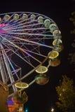 Detaljer för stort hjul Royaltyfria Foton