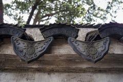 Detaljer i lera Royaltyfri Fotografi