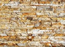 detaljerad verklig sten för bakgrund mycket Bakgrundstextur av en sten- och marmorvägg Royaltyfria Bilder