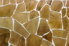 detaljerad verklig sten för bakgrund mycket Bakgrundstextur av en sten- och marmorvägg Royaltyfri Bild