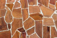 detaljerad verklig sten för bakgrund mycket Bakgrundstextur av en sten- och marmorvägg Arkivbilder