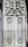 Detaljfasad Louis Sullivan Building, Chicago Royaltyfria Bilder