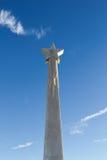 detaljgaribaldigenova monument Fotografering för Bildbyråer
