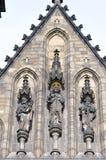 Detaljkyrka av St Peter och St Arkivfoto
