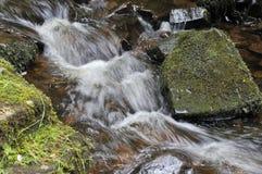 detaljvattenfall Arkivfoto
